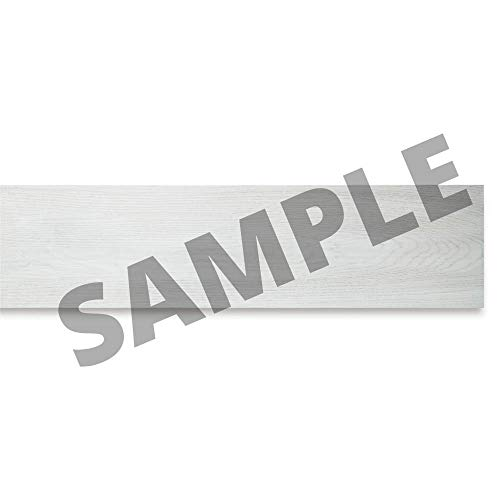Luxury Vinyl Floor Tiles by Lucida USA   Glue-Down Adhesive Flooring for DIY Installation   16 Wood-Look Planks   GlueCore   39 Sq. Feet