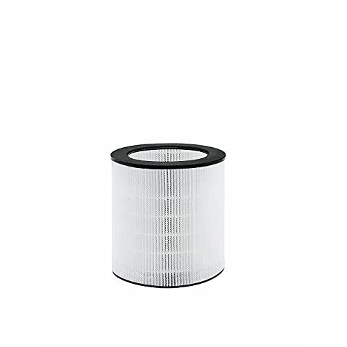 HIMOX Luftreiniger Desktop Ersatzfilter Hocheffizienter Doppelschichtfilter für Luftreiniger Allergie mit Ionisator