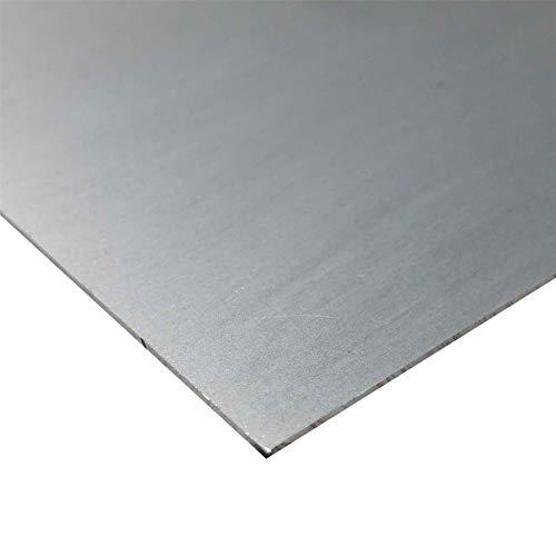 Online Metal Supply 6061-T6 Aluminum Sheet, 0.040' x 24' x 48'