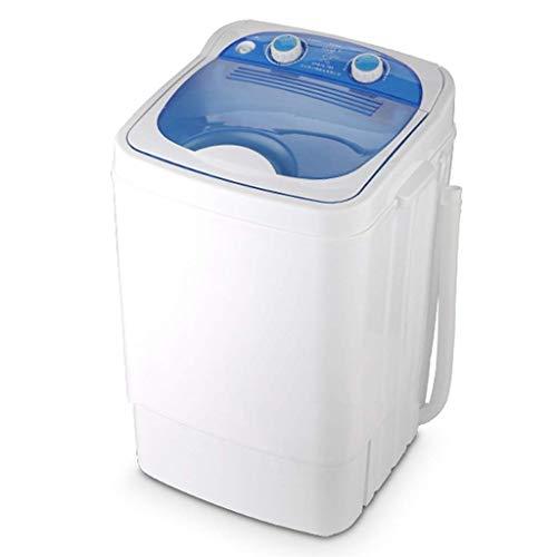 YWSZJ Lavatrice- Compatto Portatile Mini Twin idromassaggio 13kg Lavatrice capacità con centrifuga, Leggero Rondella Piccola Lavanderia for Appartamenti