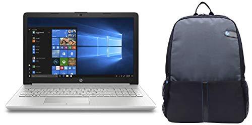 HP 15-DB0239AU (Ryzen 3 2200U/4GB/1TB HDD + 256GB SSD/Win 10/AMD Radeon Vega 3 Graphics) & Express Backpack