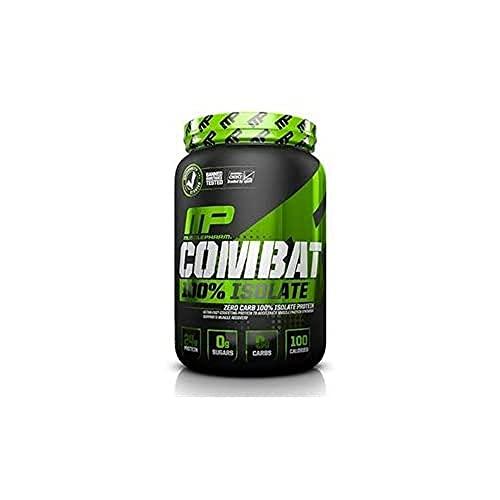 MusclePharm Combat 100% Isolate Supplemento Prote, Latte al Cioccolato - 910 g