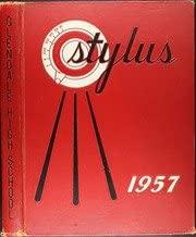 (Custom Reprint) Yearbook: 1957 Glendale High School - Stylus Yearbook (Glendale, CA)