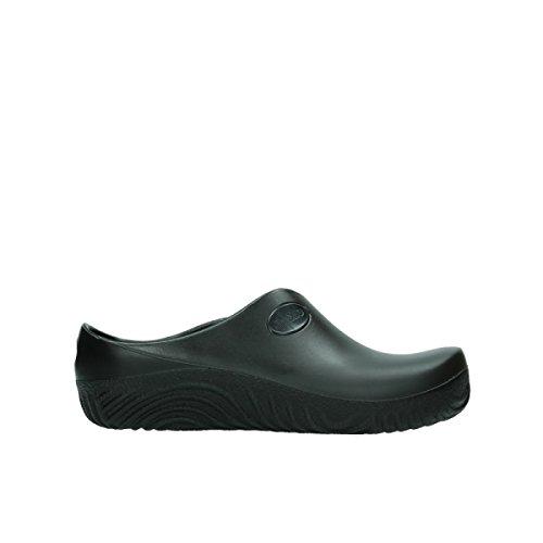 Wolky Comfort Clogs OK Clog - 90000 Schwarz PU - 38