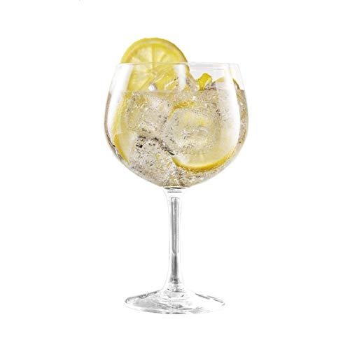 Visiodirect Lot de 6 Verres à Cocktail gin Tonic - 70 cl