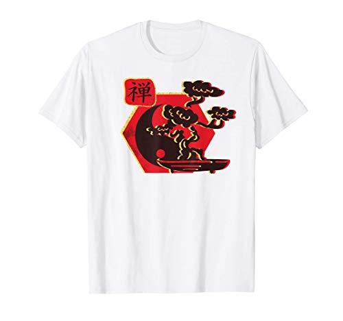 Bonsaibaum Pflanzen Bonsai-Baum Gärtner Bonsai T-Shirt