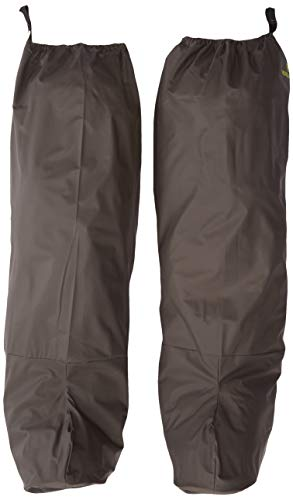 Hodgman GMWDE CSM/L Gamewade PVC Packable Chest Waders, Medium/Large, Brown