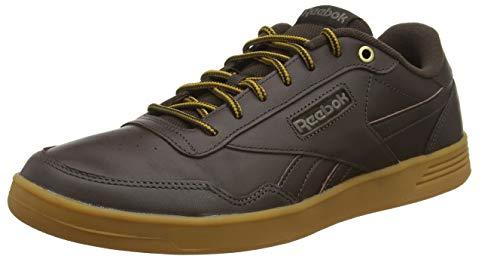 Reebok Royal Techque T LX, Zapatillas de Deporte para Hombre, Multicolor (Dark Brown/Trek Grey/Wild Khaki/Gum 000), 44.5 EU