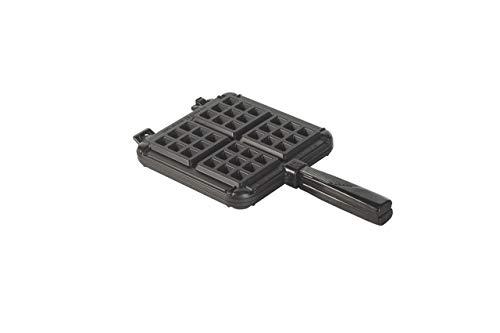NordicWare 15040 Cast Aluminum Stovetop Belgium Waffle Iron (Renewed)