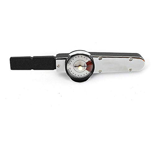 RANZHIX Torque Wrench Indicating Torquemeter 2-Direction Dial Torque Wrench Professional Precision TLB Torque Wrench 0-100n.m
