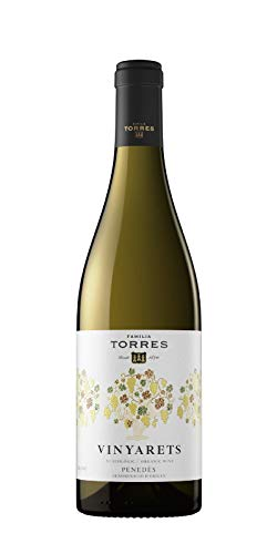 Familia Torres Vinyarets, vino blanco - 750 ml