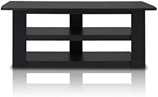 Furinno Parsons 42-in TV Entertainment Center, Standard 42.1