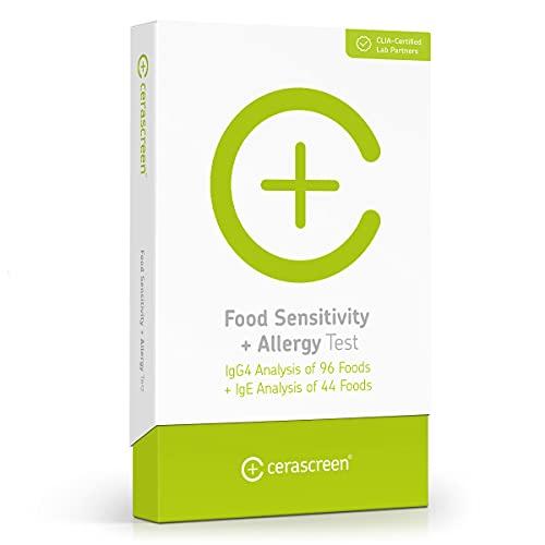 Improved Food Sensitivity + Allergy Test by CERASCREEN –...