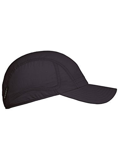 Stöhr Erwachsene Supplex Cap Kappe, schwarz, One Size