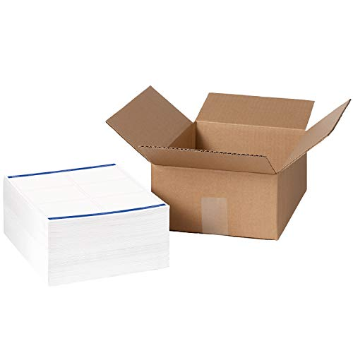 Avery Shipping Address Labels, Laser Printers, 3,000 Labels, 3-1/3x4 Labels, Permanent Adhesive, TrueBlock (95905)
