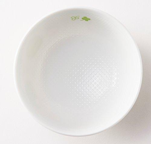 アサヒ興洋茶碗すみっコぐらしエンボス加工ホワイト約直径11×高さ6cm米がくっつきにくい食洗機対応レンジ対応日本製