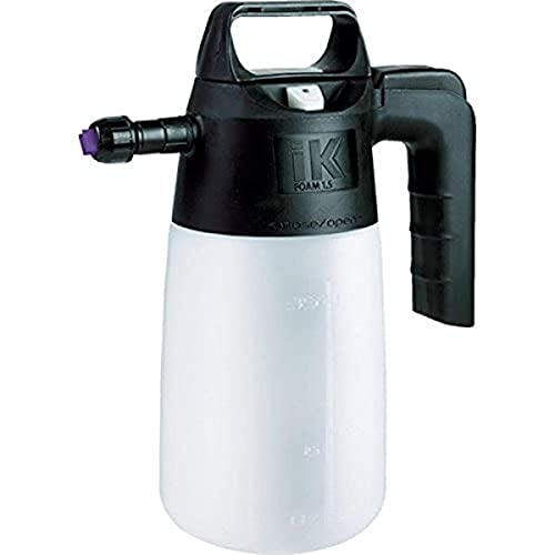 iK FOAM 1.5 PUMP SPRAYER   35 oz   Professional Auto Detailing; Dry / Wet Foam Spray