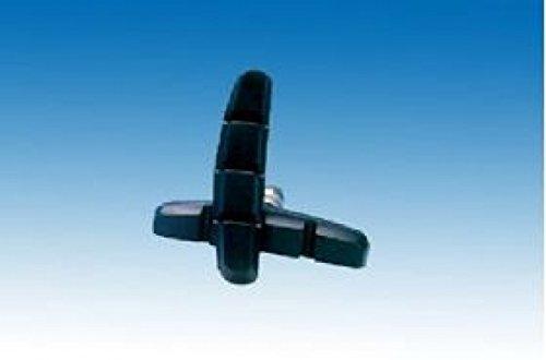Preisvergleich Produktbild Bremsschuhe fuer V-Brakes (Zentriert * 2 Felgenbremsschuhe mit Steckverbindung)