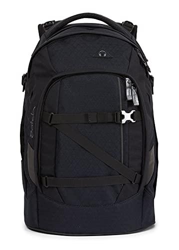 Satch Pack Schulrucksack 45 cm Carbon Black