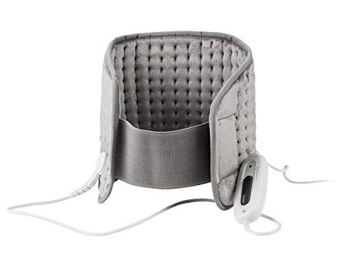 Sanitas SHK 42 Heizkissen Wärmekissen Bauchkissen Rückenkissen Heizkissen zur Anwendung an Bauch und Rücken Grau