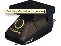 Goldring Moving Magnet 1022GX Cartridge