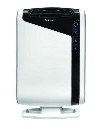 Fellowes 9392801 AeraMax DX95 Air Purifier, White, 9393801 86 wattsW