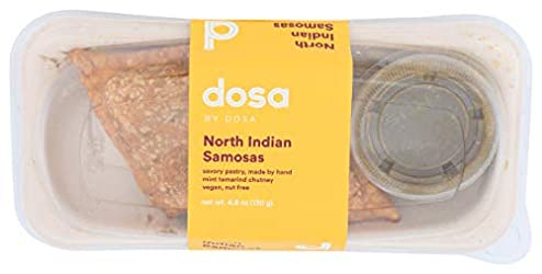Dosa By Dosa, Samosa North Indian 2 Count, 4.6 Ounce
