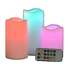 LED Kerzen Flammenlose
