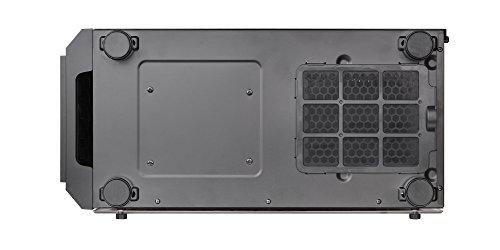 ThermaltakeVersaH26Black/wcasefanミドルタワー型PCケース[ブラックモデル]CS7070CA-1J5-00M1WN-01