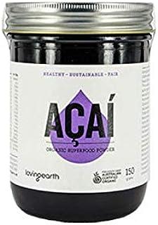 Loving Earth Organic Acai Powder 150 g