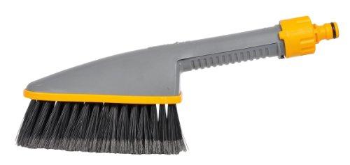 Hozelock 2603A0000 Leichte Bürste mit  Ein/Aus-Mengenregler. Komplett mit Shampoo-Stäbchen
