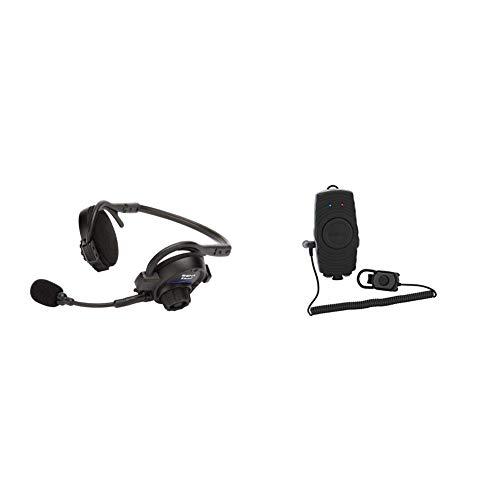 Sena SPH10-10 Bluetooth-Stereo-Headset und Gegensprechanlage + SR10-10 SR10 Bluetooth-2-Wege-Funkadapter