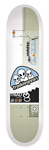 Alien Workshop Frankie Spears Triad Icon 8.25″ Deck