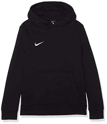 Nike Unisex-Kinder Hoodie Po Fleece Tm Club19 Kapuzenpullover, Schwarz (Black/White/010), XL