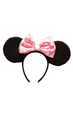 Rubie's-déguisement officiel - Disney- Accessoire Déguisement SerreTête Minnie- I-30201