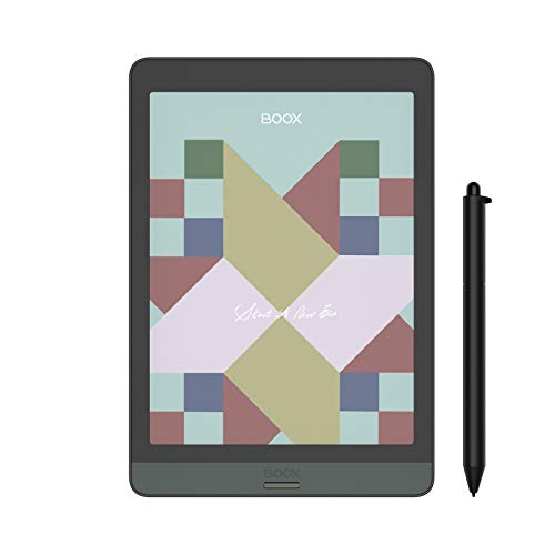 BOOX Nova3 Color,カラー電子ペーパー,7.8インチ,E Ink,Android10,電子書籍リーダー