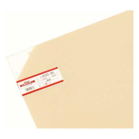 光 スミホリデー アクリル板 透明 3×545×650mm A000-3M
