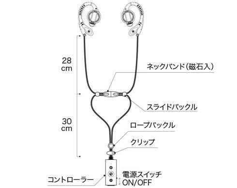 UNIQオープンイヤー型ワイヤレスイヤホンSBC&AAC対応トゥルーオープンTrueOpen(ブルー)UQTOP01BL