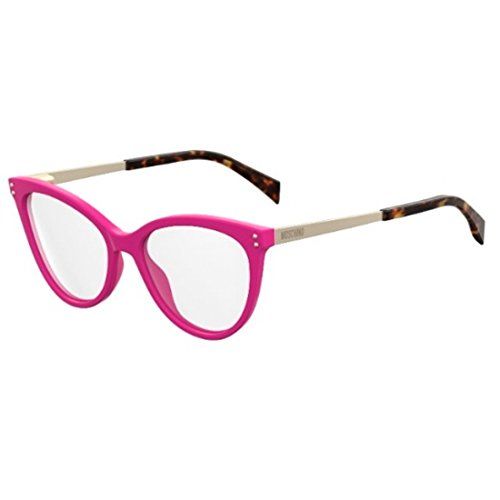 Moschino Brillen MOS503 Fuchsia 53/17/140 Damen