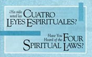 Conoces Ias Cuatro Leyes Espirituales?/Have You Heard of the Four Spiritual Laws? (Pack of 25)