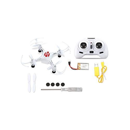 Formulaone JJR / C H8 Mini 2.4G 4CH 6-Axis Gyro sin Cabeza en Modo Drone con 360 Grados Rollover Función RC Quadcopter RTF