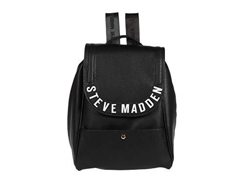 Steve Madden Blalo Backpack Black/White One Size
