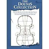 The Dounis Collection: 11 Books of Studies for the Violin by Demetrius Constantine Dounis [並行輸入品]
