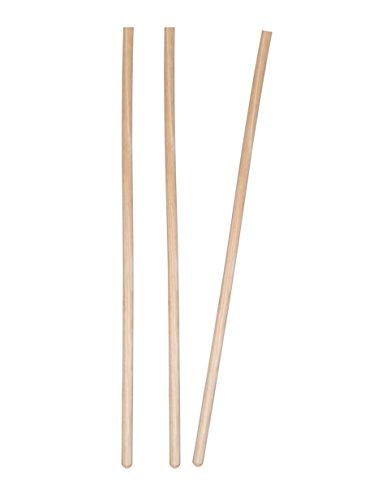 Desconocido Mendi 3 Palos de Madera. 150 cm x 28 mm