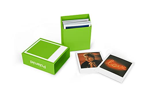 Polaroid Photo Box - Green