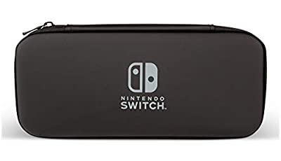 Stealth Case For Nintendo Switch - Black