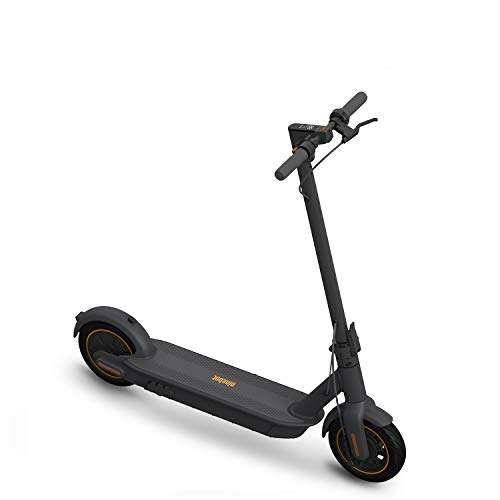 Segway Ninebot MAX Electric Kick Scooter, Up to 40.4 Miles Long-range Battery, Max Speed 18.6 MPH,...