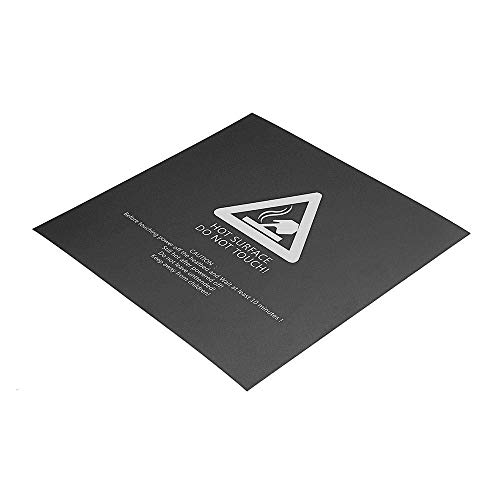 LHQ-HQ 220x220mm 5pcs Plastic Heated Bed Sticker for 3D Printer Wanhao i3