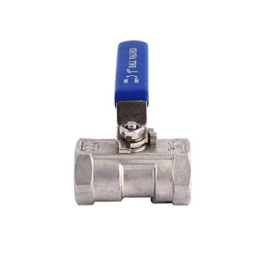 ZTFM kogelkraan van roestvrij staal 304, binnendraad, een soort kogelventiel, waterventiel, sleutelschakelaar DN15, DN20, DN25, DN32, DN40, DN50