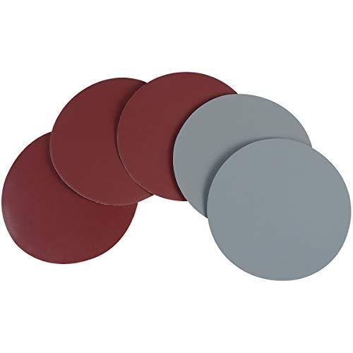 UEETEK Dischi per levigatrice Dischi abrasivi Grana 1000/1500/2000/2500/3000 (25PCS)